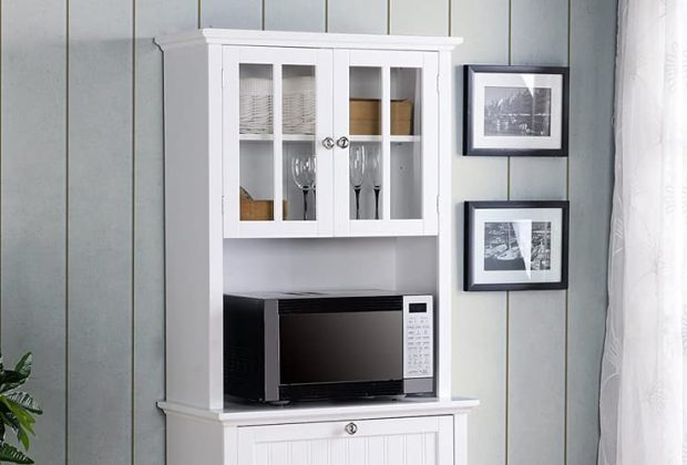 8 Best Cabinet Hutch Storages Consumer Reports 2020 [Reviews & Buying Guide]