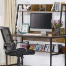 10 Best Computer Desk with Bookshelf Consumer Reports 2021 [Reviews]