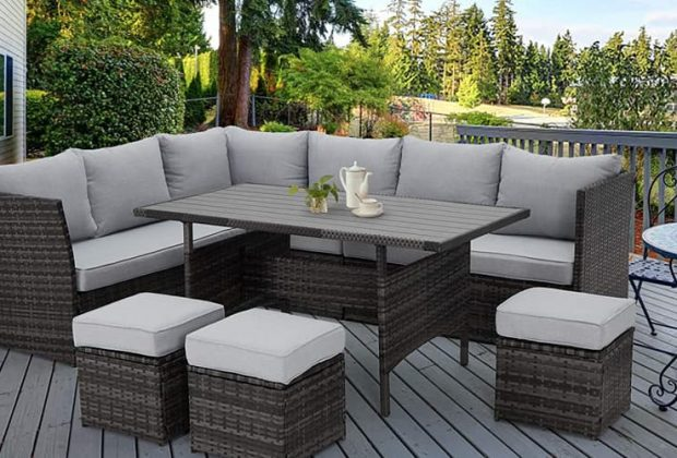 10 Best Patio Dining Table Sets Consumer Reports 2021 [Reviews & Buying Guide]