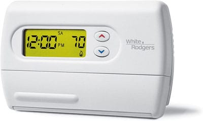 3. White-Rodgers Emerson 5-1-1 Day Programmable Thermostat (1F80-361)