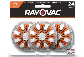 Best Hearing Aid Batteries