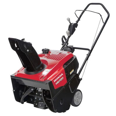 3. Honda 659770 Snow Blower with Dual Chute Control