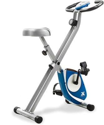 7. XTERRA Fitness FB150 Folding Exercise Bike
