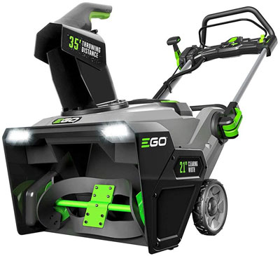 5. EGO Power+ SNT2102 Snow Blower
