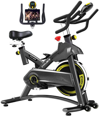 3. Cyclace Indoor Exercise Bike Stationary
