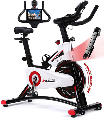 4. Indoor Exercise Cycling Stationary Bike