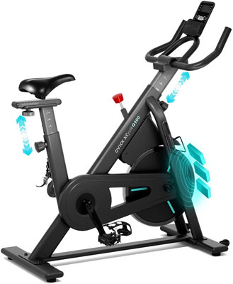 5. WEKEEP Stationary Bike with Magnetic Resistance
